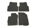Floor Mats - Front and Rear Economy Carpet