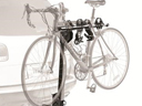 Hitch-Mounted Bicycle Carrier - 2 Bike Thule