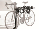 Hitch-Mounted Bicycle Carrier - 4 Bike Thule