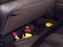 Underseat Storage/Divider