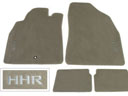 Floor Mats - Front and Rear Premium Carpet