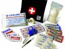 First Aid Kit with Logo