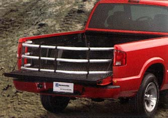 Bed Extender Pickups For Your 1996 Chevrolet S10