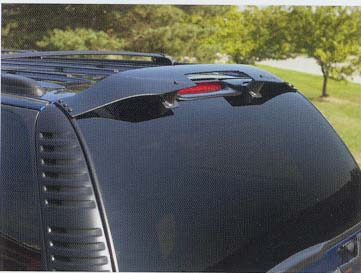 Rear Air Deflector For Your 2001 Chevrolet Tahoe